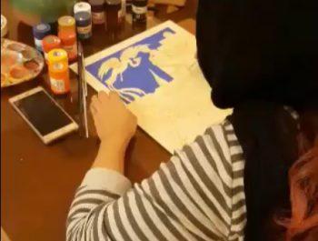 نقاشان بزرگ در کودکی استعداد داشتند