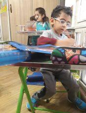 معلم تخصصی نقاشی کودک مونا گلابی در ولنجک/زعفرانیه/اقدسیه/الهیه/شیخ بهایی